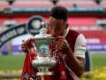 Обамеянг - лучший игрок Арсенала в сезоне-2019/20