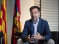Бартомеу покинет Барселону из-за Месси