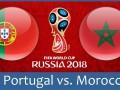 Португалия – Марокко 1:0 как это было