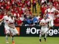 Евро-2016: Швейцария минимально обыграла Албанию