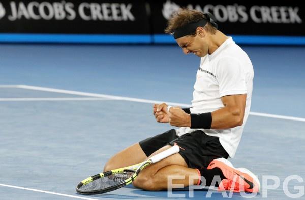 Надаль сыграет сДимитровым вполуфинале Australian Open