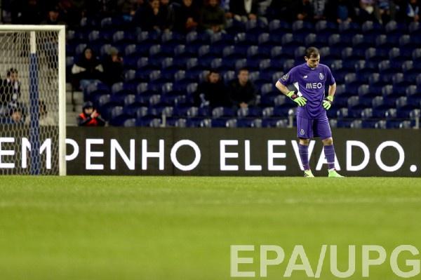 Касильяс получил извинения за то, что ему забили два гола