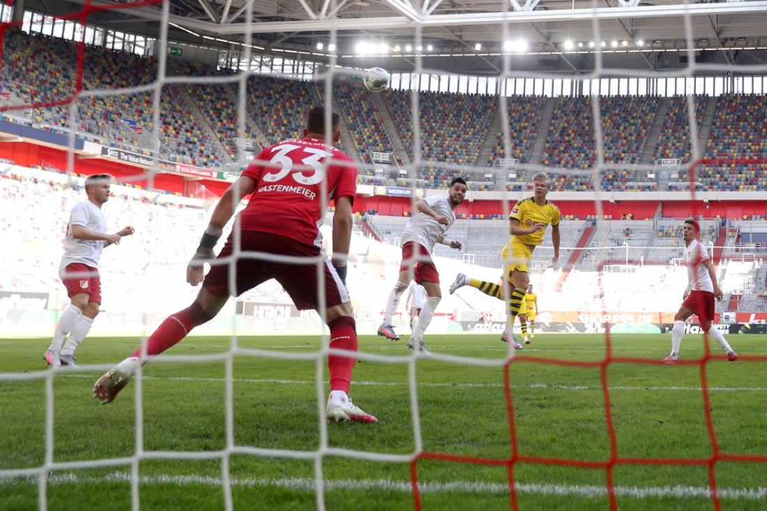 Фортуна - Боруссия Дортмунд: видео гола и обзор матча