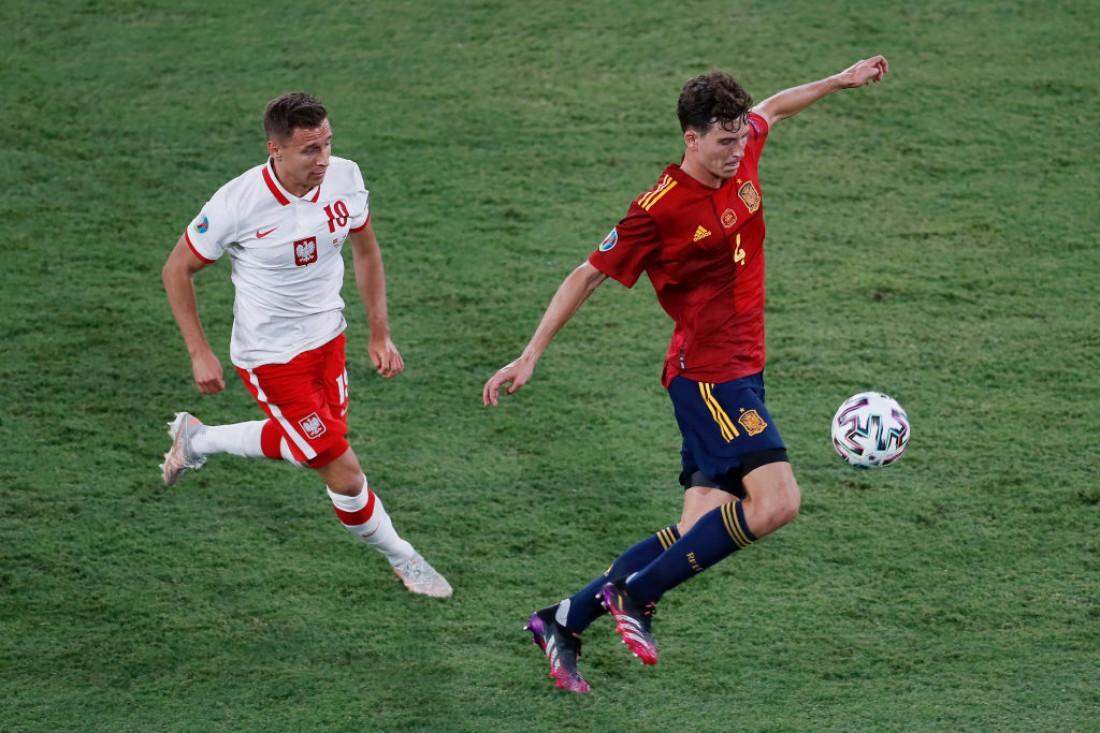 Сборная Испании - сборная Польши