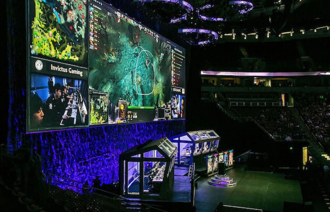 Dota 2: онлайн трансляция турнира The International 2017