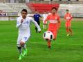 Динамо сыграло вничью с Шаньдун Лунен