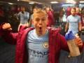 Зинченко вместе с Манчестер Сити отправился на тренировочную сессию в Абу-Даби