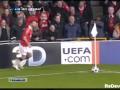 МЮ - Марсель - 1:0 - гол Эрнандеса