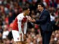 Эмери: Игроки Арсенала не хотели видеть Озила в роли капитана команды