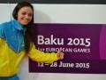 Европейские игры: Украинка Крива осталась с