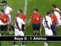 Фалькао в помощь. Атлетико одолело Райо Вальекано
