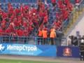 Беспорядки на матче Севастополь - Металлург Запорожье