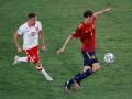 Испания — Польша 1:1 видео голов и обзор матча Евро-2020
