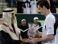 Фотогалерея: Триумф Мюррея на турнире в Абу-Даби
