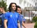 Шапаренко: Не поверил, увидев в интернете новость о моем вызове в сборную