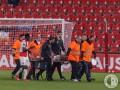 Качараба сломал кость черепа в матче против Униона в Лигие конференций
