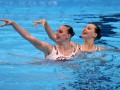 Федина и Савчук выиграли исторические медали ОИ в артистическом плавании