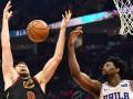 НБА: Кливленд минимально обыграл Филадельфию, Орландо уступил Юте