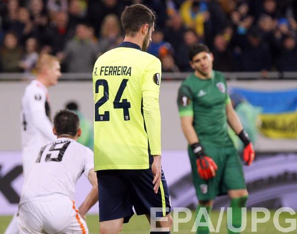 Рикарду Феррейра дважды забил в свои ворота