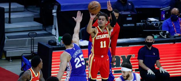Плей-офф НБА: Атланта шокировала Филадельфию, Юта уступила Клипперс