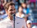 Федерер снялся с турнира в Цинциннати