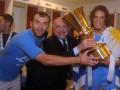 Нападающий Наполи установил рекорд в Кубке Италии