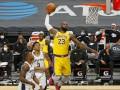 Рекордный данк ЛеБрона и блок-шот Юбэнкса - среди лучших моментов дня в НБА