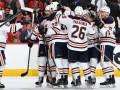 НХЛ: Эдмонтон в овертайме обыграл Чикаго, Рейнджерс уступил Айлендерс