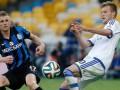 Динамо – Черноморец - 4:0 Видео голов матча Кубка Украины