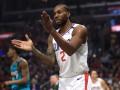 Надежная защита Гордона и эффектный полет Леонарда - среди лучших моментов дня в НБА