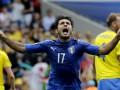 Евро-2016: Италия вырывает победу над Швецией