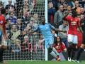 Манчестер Сити нанес первое поражение Моуринью во главе МЮ