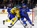 Швеция - Италия 8:1 Видео шайб и обзор матча ЧМ по хоккею