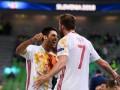 Казахстан - Испания 5:5 видео голов и обзор матча Евро-2018 по футзалу