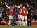 Текстовая трансляция: Арсенал выиграл у Челси