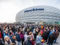 Бавария купит военную технику для охраны стадиона