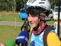 Женская сборная Украины по биатлону вернулась из сбора в Обертиллахе