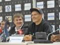 Александр Усик: Кто-то играет нашей страной