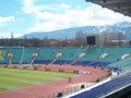 Стадион сборной Болгарии по футболу пострадал от фанатов Мадонны