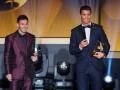 Месси: До сих пор не могу понять, как Реал мог продать Роналду