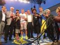 Бокс: Украинец Шелестюк добыл очередную победу на профиринге