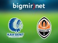 Гент - Шахтер 3:5 Трансляция матча Лиги Европы