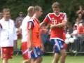 Главный тренер Баварии во время тренировки набросился на Томаса Мюллера