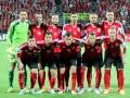 Стали известны стартовые составы на матч Албания - Швейцария