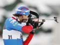 Биатлон: Россиянин одержал победу в индивидуальной гонке, украинцы - за пределами двадцатки