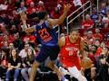 НБА: Результативные действия Хардена принесли Хьюстону победу над Оклахомой