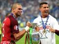 Роналду: Пепе был лучшим игроком Евро-2016