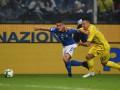 Украина сыграла вничью с Италией