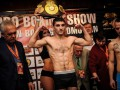Украинец Далакян возглавил рейтинг WBA