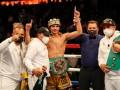 Гарсия нокаутировал Кэмпбелла, завоевав временный титул WBC